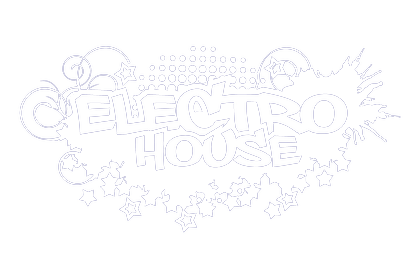 Wandtattoo - Electro House