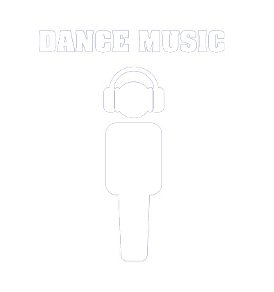 Wandtattoo - Dance Music